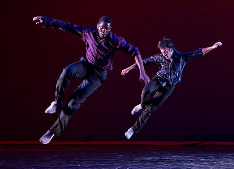 """DANCEworks Santa Barbara - """"Mo(or)town Redux""""  3/18/11 Lobero Theatre"""