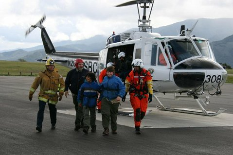Cub Scouts rescued after becoming stranded in the Los Padres National Forest