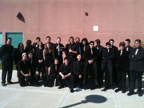 SBHS jazz band