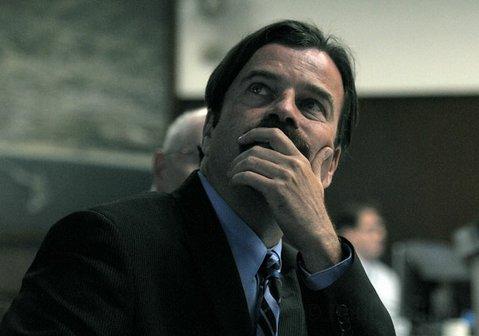 Patrick Fourmy at Santa Barbara City Council April 12, 2011