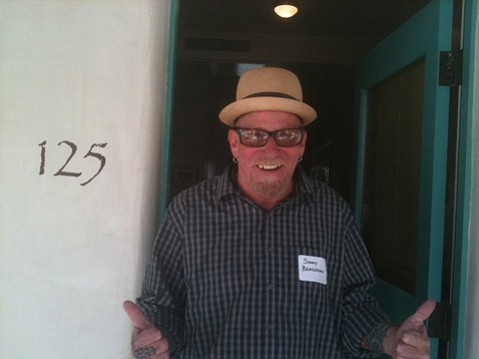 Sonny Bradshaw, a new resident of Artisan Court.