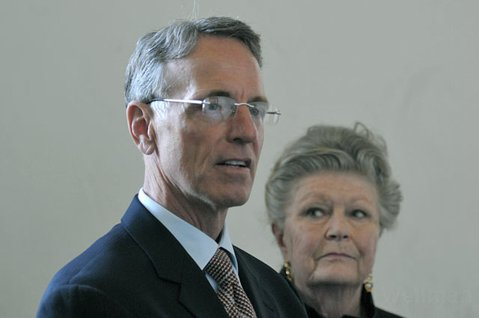 Prosecutor Gordon Auchinclos