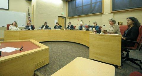 SBCC Board of Trustees meeting May 12, 2011