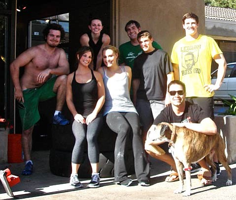 Team Crossfit Goodland