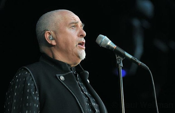 Peter Gabriel at the Santa Barbara Bowl June 11, 2011