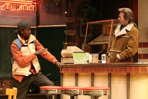 <em>Superior Donuts</em> is a deliciously satisfying follow up to the Tony-winning August: <em>Osage County</em>.