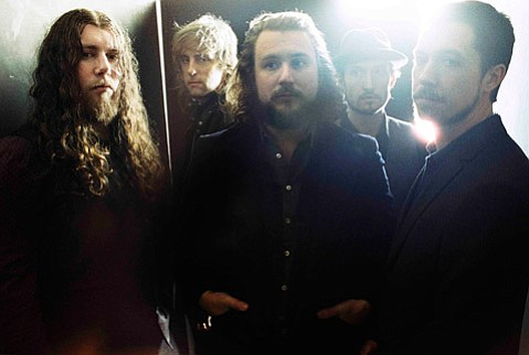 The Kentucky-bred rockers of My Morning Jacket play the Santa Barbara Bowl this weekend in support of their glorious new album, Circuital.
