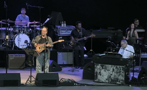 Steely Dan at the Santa Barbara Bowl