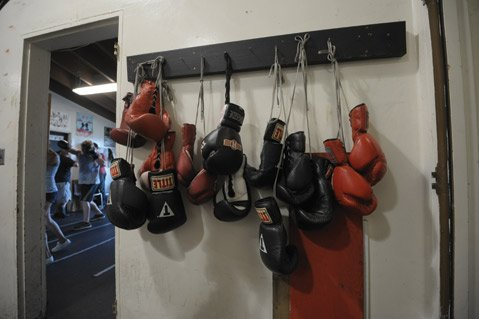 Primo Boxing Club June 27, 2011