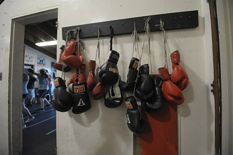 Primo Boxing Club June 27, 2011
