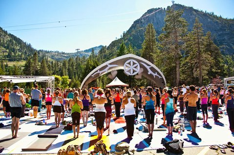 Wanderlust 2011 at Squaw Valley