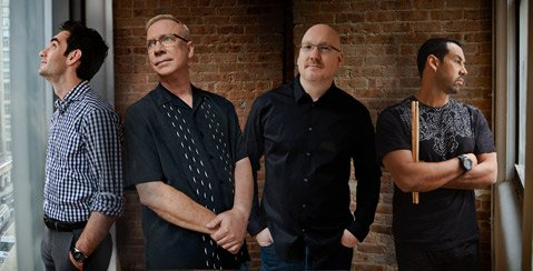 Gary Burton and his New Quartet