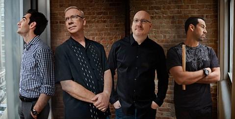 Gary Burton and his New Quartet