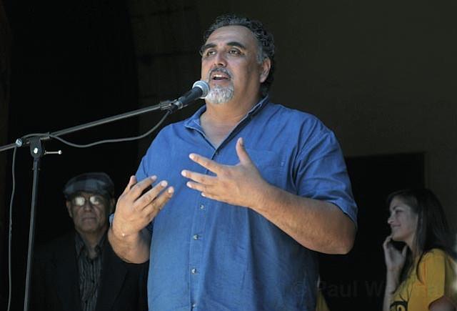Mark Alvarado, Executive Director of PUEBLO