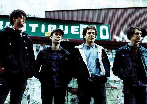 San Diego garage rockers The Soft Pack travel north and hit Velvet Jones on Thursday, September 8.