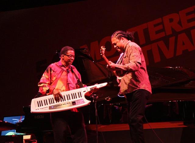 Herbie Hancock, Monterey Jazz Festival 2011