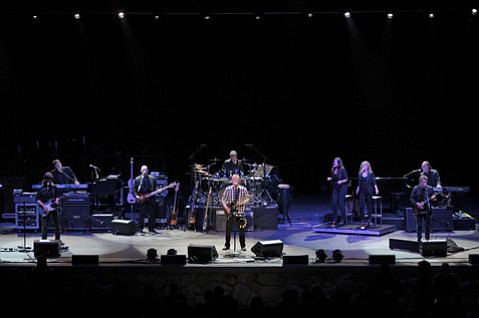 Don Henley at the Santa Barbara Bowl