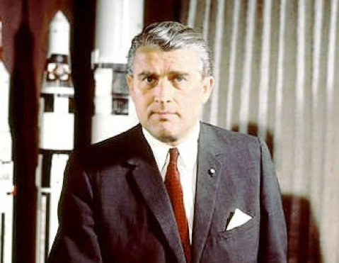 Vandenberg Air Force Base quoted former Nazi rocket scientist Wernher von Braun in its briefings on nuclear warfare ethics