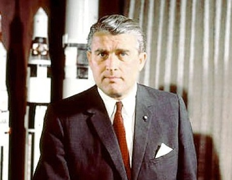 Vandenberg Air Force Base quoted former Nazi rocket scientist Wernher von Braun in its briefings on nuclear warfare ethics