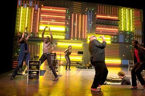 Spike Lee's stage-to-reel flick <em>Passing Strange</em> screens in Campbell Hall this week.