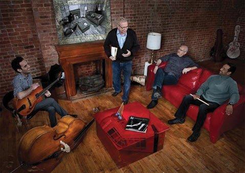 Gary Burton's New Quartet