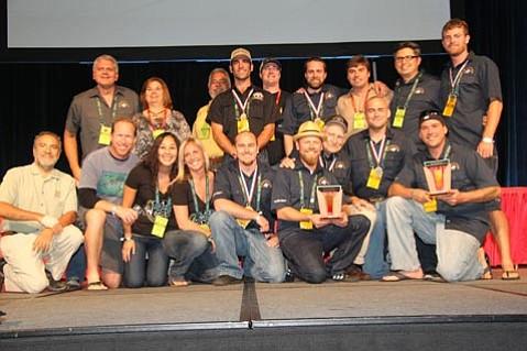 Firestone Walker Brewing Company staff.