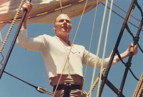 S.B. Maritime Museum to host actor Jeffrey Paul Whitman in his solo performance of <em>Two Years Before the Mast</em>.