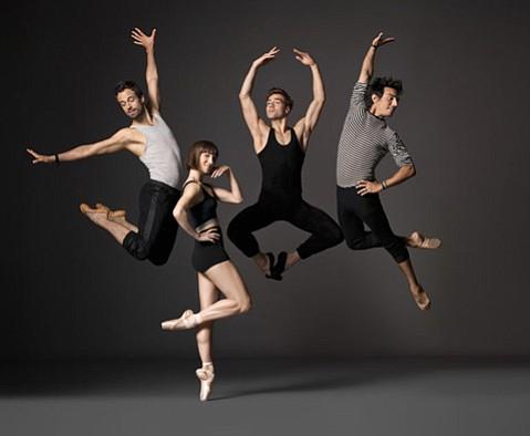 New York City Ballet MOVES