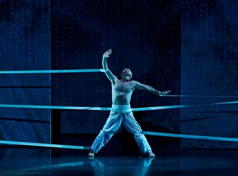 State Street Ballet's ambitious, multimedia production at the Granada, Thursday, October 6.