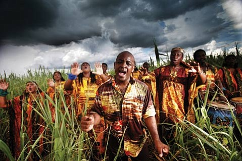 The Creole Choir of Cuba brings inspiring song and dance to UCSB this weekend.