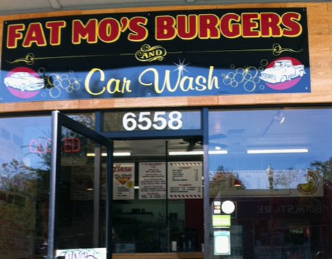Fat Mo's Burgers And Car Wash