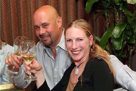 Sam and Shawnda Marmorstein