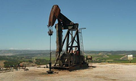 Santa Maria Oil Pump