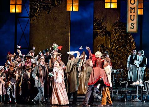 <em>La bohème</em> at the Granada