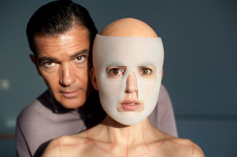 Antonio Banderas stars as a dashing mad doctor opposite Elena Anaya as his captive test subject in Pedro Almodvars pulpy &lt;em&gt;The Skin I Live In&lt;/em&gt;.