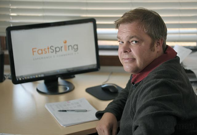 Tim Dir, head of financial operations at Fastspring