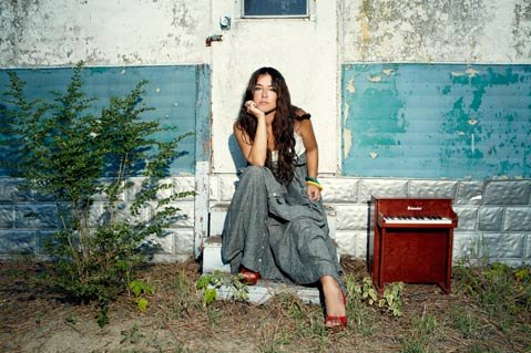 Folk-pop songstress Rachael Yamagata plays SOhO on Saturday, November 26.