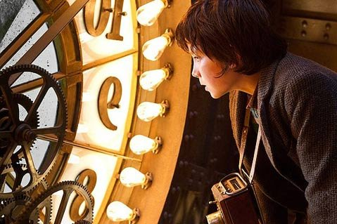 Martin Scorsese enters family-friendly turf with <em>Hugo</em>, a visually impressive if somewhat disjointed ode to silent film starring Asa Butterfield (above) as the clock-tending title character.