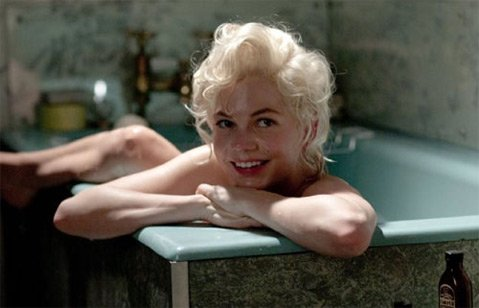 Michelle Williams captivates with her tender and nuanced performance as the Blonde Bombshell in <em>My Week with Marilyn</em>.