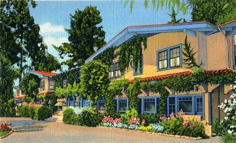Santa Maria Inn, c. 1935
