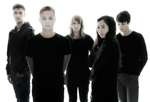 New Zealand's The Naked And Famous play SOhO Restaurant & Music Club on Friday, December 16.