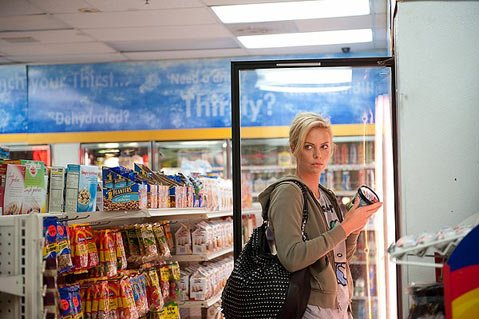 Charlize Theron stars as a narcissistic children's fiction writer in <em>Young Adult</em>, the sophomoric sophomore slump of <em>Juno</em> duo Jason Reitman and Diablo Cody.