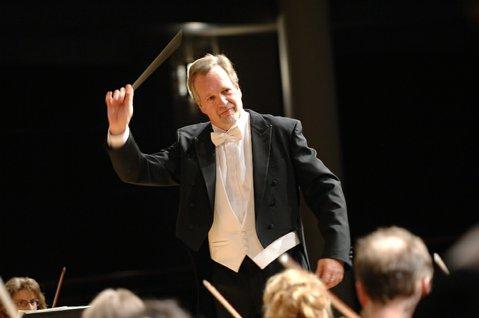 Maestro Richard Rintoul