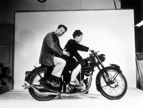 Charles and Ray Eames, the subjects of Jason Cohn and Bill Jerseys documentary &lt;em&gt;Eames: The Architect &amp; the Painter&lt;/em&gt;.