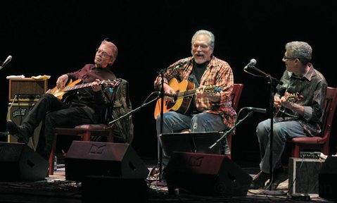 Hot Tuna at the Lobero Theatre