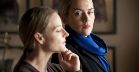 Jodie Foster and Kate Winslet star as at-odds parents in Roman Polanski's deliciously dark and claustrophobic comedy of manners, <em>Carnage</em>.