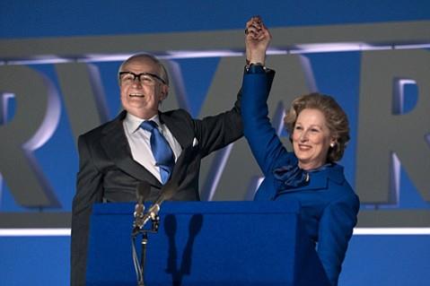 <em>The Iron Lady</em>