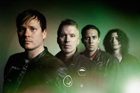 Angels & Airwaves alight upon the Velvet Jones stage this Wednesday, January 25.