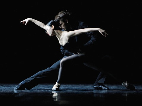 Montreal-based contemporary dance choreographer Édouard Lock will bring his latest project to the Granada on Saturday, January 28.
