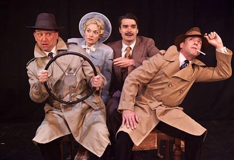 Ensemble Theatre Company to Present <em>The 39 Steps</em>